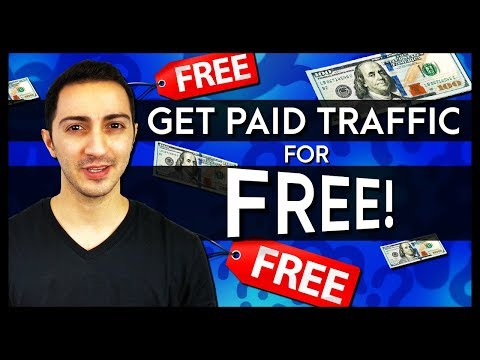 How to Get Paid Traffic For Free? (Best Way to Get Affiliate Sales!)