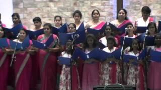 VAANAVAR PIRANTHAR TAMIL CHRISTMAS SONG BY OTCC CHOIR