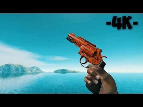 CS:GO / R8 Revolver | Crimson Web (Factory New) Skin Showcase (4K)