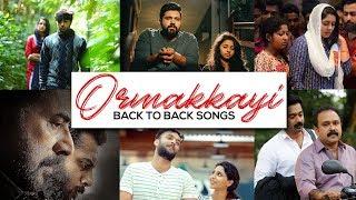 Back To Back Sad Video Songs | Ormakkayi | Malayalam Hit Songs