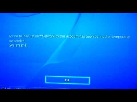 SONY mistakenly suspend My PSN account suspended after 10 years