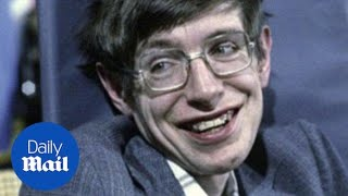 A look at Stephen Hawking