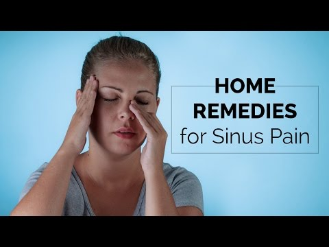 Home Remedies for Sinus Pain | sinusities treatment | relief