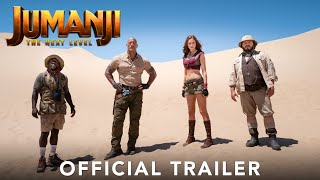 JUMANJI: THE NEXT LEVEL - Official Trailer