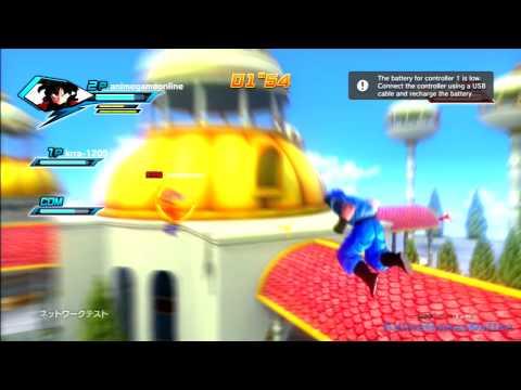 Dragon Ball Xenoverse Online Battle Gameplay Custom Character (BETA)