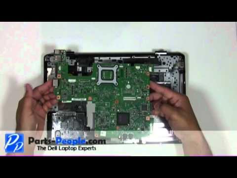 Dell Inspiron 1545 | CPU Cooling Fan Replacement | How-To-Tutorial