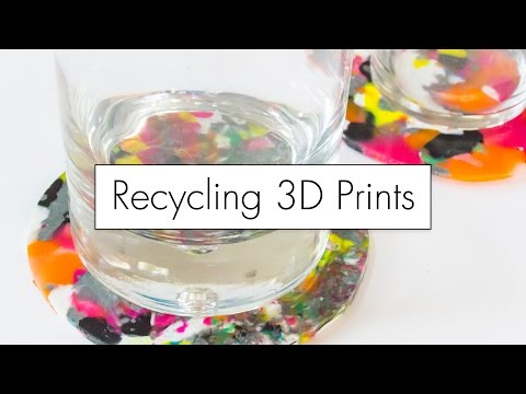 Can You Recycle Failed 3D Prints?