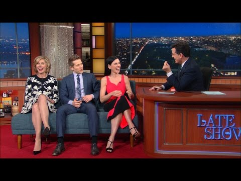 'The Good Wife' Cast Wasn't Drinking The Whole Time