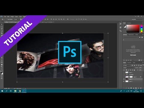 Cara Merubah Splash Screen Adobe Photoshop -  video Tutorial