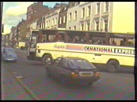 Victoria Coach Station 1985