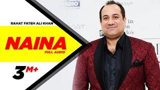 Naina | Hero 'Naam Yaad Rakhi' | Rahat Fateh Ali Khan | Full Music Video 2015