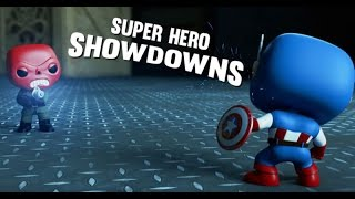 Marvel Collector Corps: Super Hero Showdowns Teaser!
