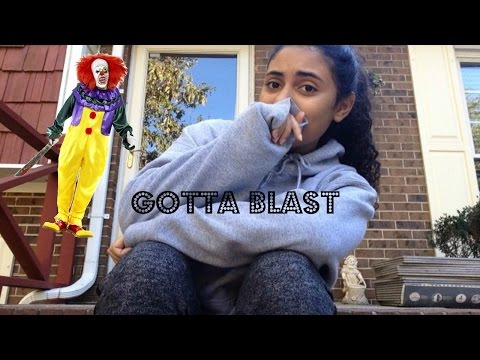 WHAT YOU SHOULD/SHOULDN'T DO IF YOU SEE A CLOWN | Taliah Torres
