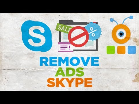 How to Remove Ads in Skype   How to Disable Ads in Skype on Windows 10