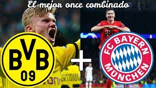 Calentando Der Klassiker | El mejor once combinado Dortmund-Bayern!