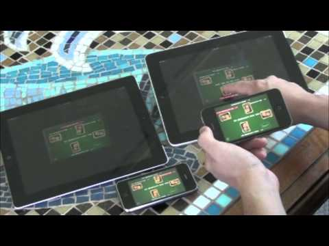 How To Make a Simple iPhone Playing Card Game with Multiplayer and Bluetooth