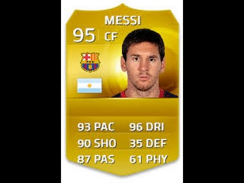 How To Get MESSI for FREE|FIFA 15|Android