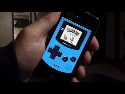 Best iOS 6 Cydia Apps: Gameboy Color Emulator Tutorial For iPhone & iPad
