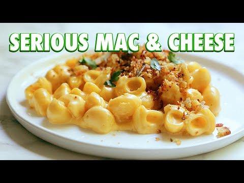 Crispy Top Mac and Cheese