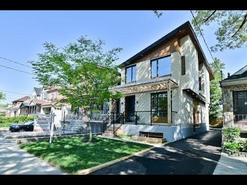 782 Sammon Ave Toronto Open House Video Tour