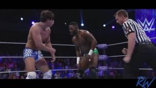 Kota Ibushi vs. Cedric Alexander (WWE Cruiserweight Classic S01E05) - Highlights