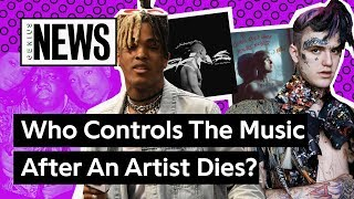 Life After Death: Who Controls Lil Peep & XXXTENTACION