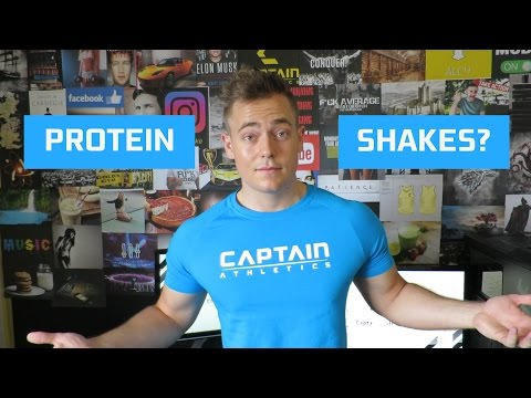 Protein Shake Before or After Workout?