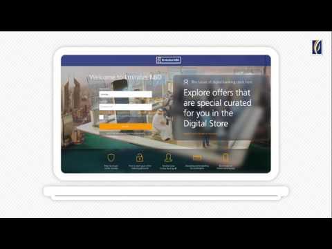 Recovering your Online User ID   Emirates NBD إستعادة إسم المستخدم للخدمات المصرفية الإلكترونية