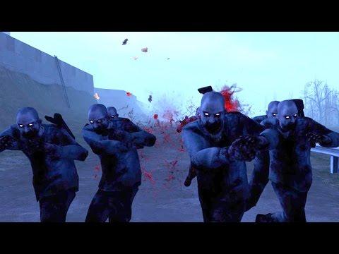 CS GO Zombie Survival 2015