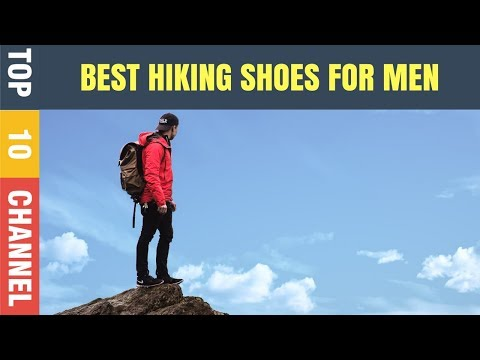 TOP 10 BEST HIKING SHOES FOR MEN 2018 REVIEWS