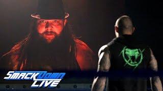 Bray Wyatt and Erick Rowan ambush Randy Orton: SmackDown LIVE, April 4, 2017