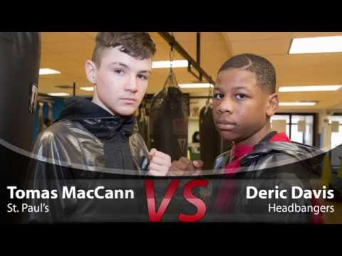 Belfast Beltway Boxing Classic DC 2016   Bout 1
