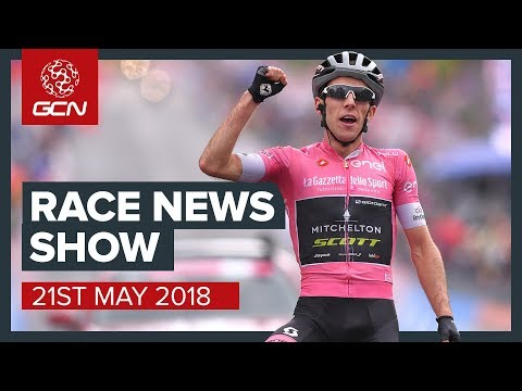 Giro d'Italia, Tour of California & Tour Of Norway | The Cycling Race News Show