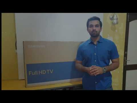 101.6cm (40) Full HD Flat Smart TV J5300 Series 5