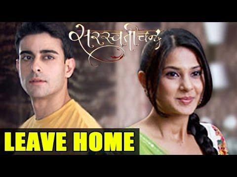 Saraswatichandra : OMG! Saraswatichandra and Kumud LEAVE Home | 14th May 2014 FULL EPISODE
