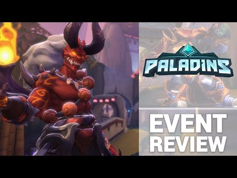 Paladins Ascension Peak: Event Review