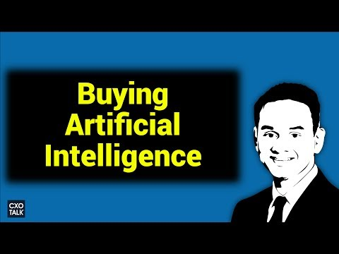 Artificial Intelligence: Building the Business Case for AI (CXOTalk #246)