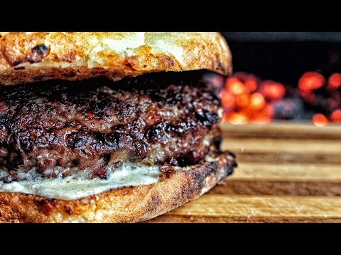 HOW TO MAKE BEST BURGER EVER! - Serbian Pljeskavica - Gurmanska Pljeskavica