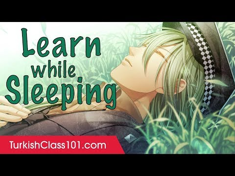 Learn Turkish While Sleeping 8 Hours - Learn ALL Basic Phrases