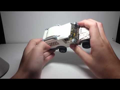 Lego land Rover moc