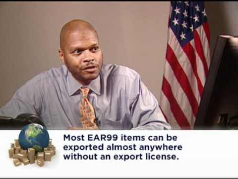 Exporting Commercial Items: ECCNs and EAR99