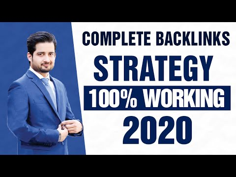 Complete Backlink strategy 2017 That Works By Muhammad Aamir iqbal