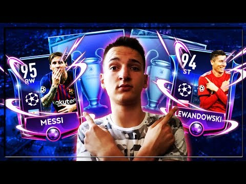 CHAMPIONS LEAGUE PACKS OPENING - I Claimed All Messi Stage Packs In