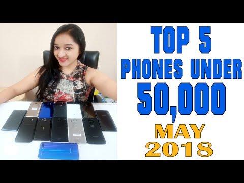 TOP 5 PHONES UNDER 50,000