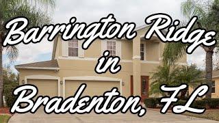 Barrington Ridge home for sale in Bradenton FL across the street from local shopping! 🌴