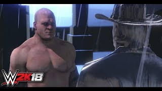 WWE 2K18 Trailer - Undertaker Streak Kane Meets His Brother - PS4/XB1 Gameplay Notion