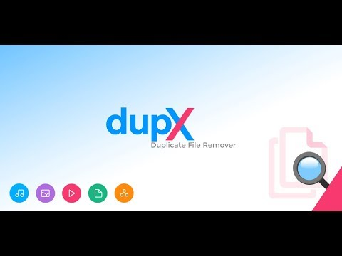 DupX - Android Search Duplicate Files, Images, Photos Finder & Remover