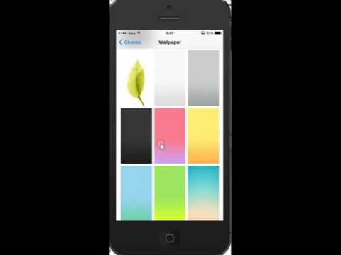 How to change your iPhone and iPad wallpaper