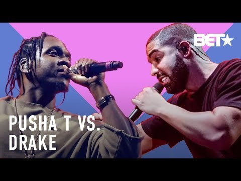 Pusha T & Drake: The Breakdown Of How Their Beef REALLY Started