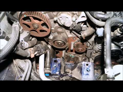 How to replace timing belt Volkswagen Golf 1.8 Turbo
